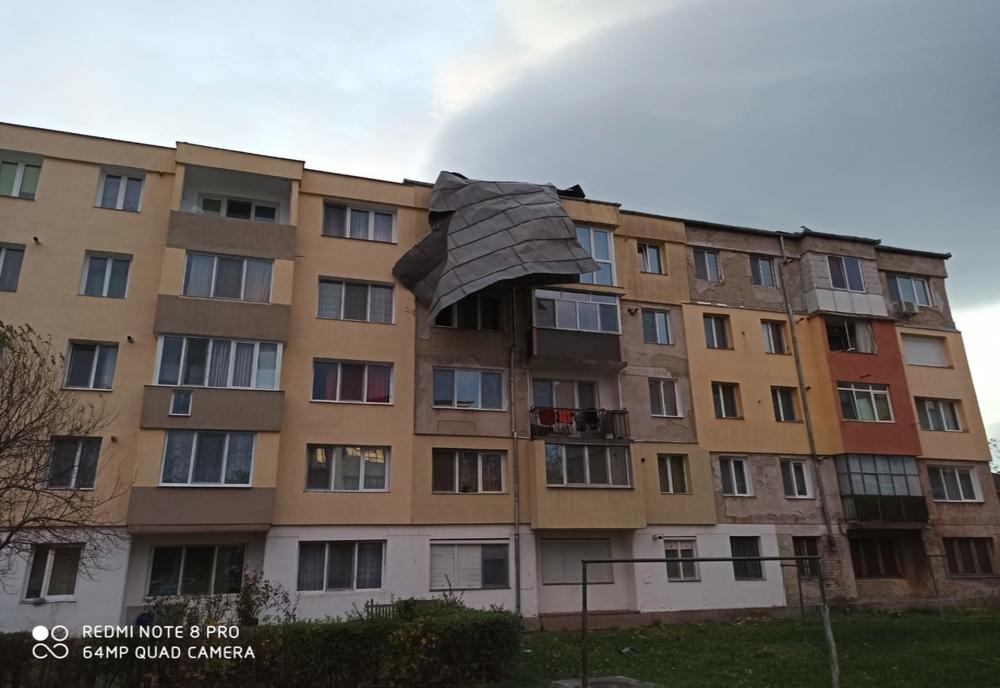 Szélvihar pusztított Hunyad megyében